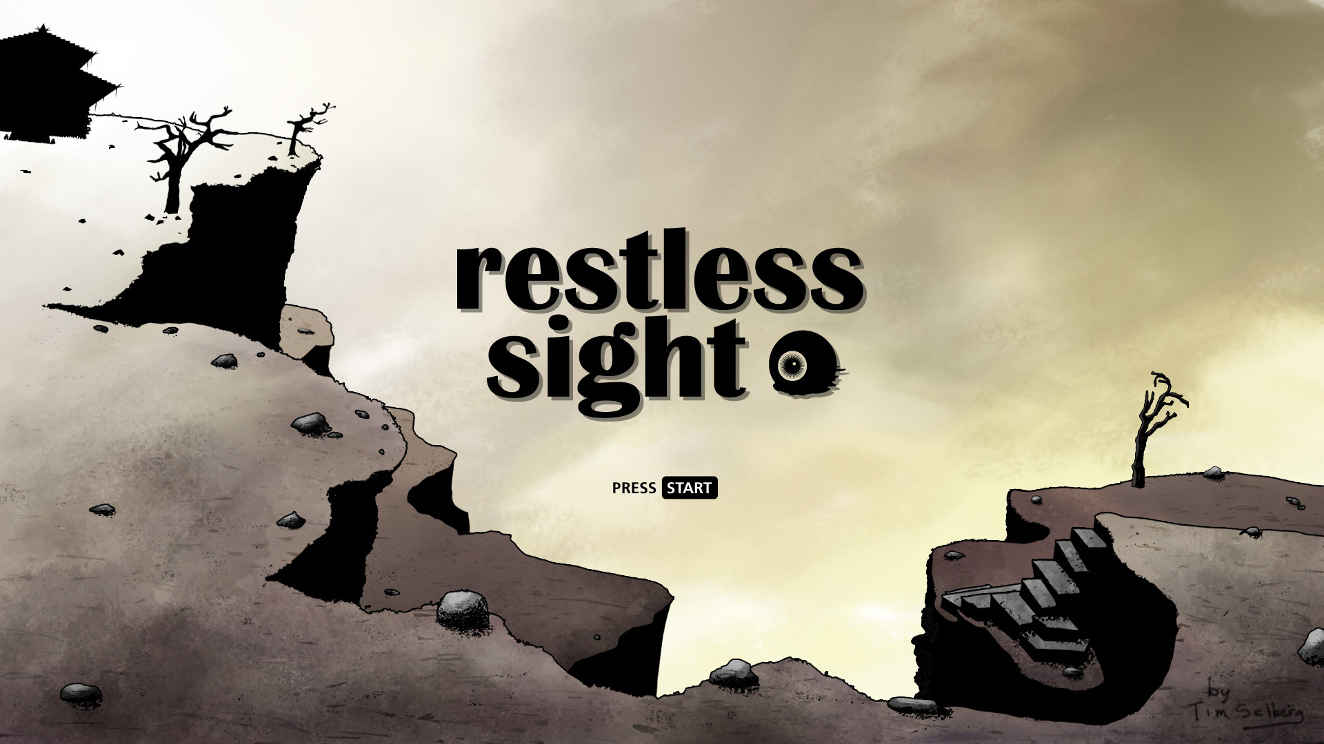 Restless Sight Matte Painting Done